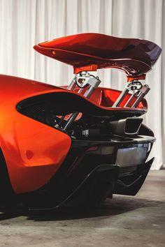 McLaren P1 - Art of the Automobile