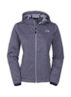 The North Face Women's Jackets & Vests FLEECE WOMEN'S CANYONWALL HOODIE
