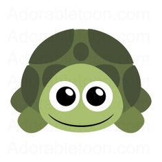 Clip Art Clipart Turtle free turtle clipart google search baby shower ideas cute from adorabletoon com