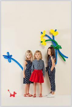 CH Spring 2015 #childrenwear #fashionkids #carolinaherrera