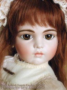 Bru Jumeau - Jamie Englert dolls