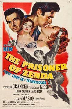 El prisionero de Zenda - ED/DVD 791(73) THO