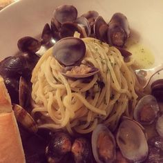 All time favourite @spaghetteria_pastabar #vongole #spaghetteria #italianfood #amsterdam Food Spot, Amsterdam Travel, Cool Places To Visit, Italian Recipes, All About Time, The Good Place, Ethnic Recipes