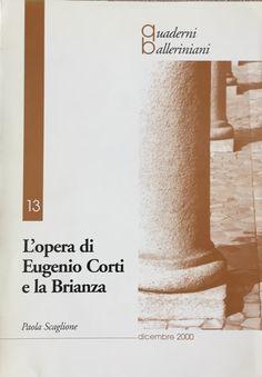 L'opera di Eugenio Corti e la Brianza