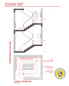 Stairs Architecture, Architecture Student, Architecture Portfolio, Architecture Details, Interior Architecture, Modern Railing, Stair Storage, House Stairs, Staircase Design