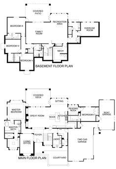 St George Utah Home Plans Custom Home Designs Stock Plans