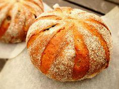 いちじくとオレンジのライ麦パン