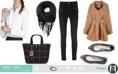 The daily forecast for November, in London Daily Weather, Fashion Forecasting, November, London, My Style, London England