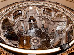 Visit the Whispering Gallery in St Paul's Cathedral