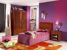 I love the color purple