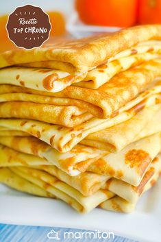 This classic crepe recipe will be your new favorite! The best party is when you make crepes you can fill them with your favorite fillings! But I have to say that banana and Nutella are my favs! Breakfast Recipes, Dessert Recipes, Crepe Recipes, Pancakes And Waffles, Breakfast Pancakes, Love Food, Sweet Recipes, Food Porn, Snacks