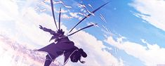 Sword Art Online GIF Kirito