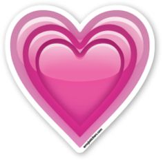 Growing Heart | Emoji Stickers