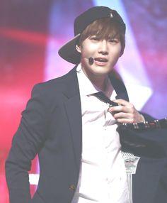 Suho EXO K Guardian Leader