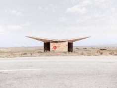 Crazy and Daring, These Concrete Soviet Bus Stops are Tributes to their Unknown Designers ¶  From Brutalism to sheer whimsy, a new book…
