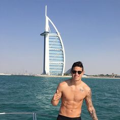 Pin for Later: 16 Times James Rodríguez Flashed His Pearly Whites and We Lost It When He Showed Off His Muscles