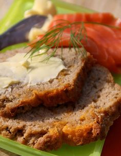 Cheddar and Chive Guinness Bread