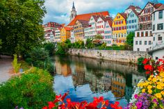 I Heart Tübingen Forever - Heart My Backpack Cities In Germany, Visit Germany, Germany Travel, Holidays Germany, Purpose Of Travel, Germany Photography, Cityscape Photography, Pilgrimage, Where To Go
