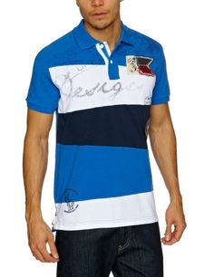Polo-Nautic Desigual
