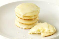 Giada's Lemon Ricotta Cookies with Lemon Glaze Giada De Laurentisi