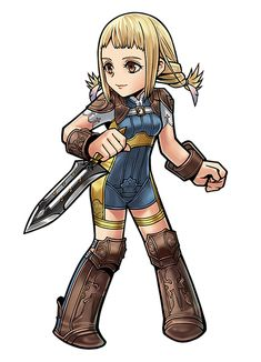 Penelo from Dissidia Final Fantasy Opera Omnia