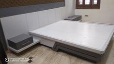 Bad Room Design, Room Design Bedroom, Bedroom Cupboard Designs, Wardrobe Design Bedroom, Bedroom Furniture Design, Home Room Design, Bed Furniture, Bed Frame Design, Diy Bed Frame
