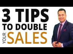 How To Multiply Your Sales By 10X, Sales Techniques in Hindi by Vivek Bindra - YouTube