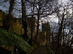 Durham, County Durham, England~Walking along the river, up to Durham Cathedral. Photo: Elizabeth Atwood