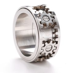 Gear RIng! Thinking about getting this for Matt for our 5 year anniversary ?!?