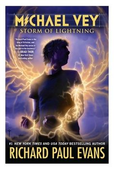Michael Vey Vol 5 Storm of Lightning. Michael, Taylor, Ostin, and the rest of the Electroclan go on their most dangerous mission yet as the thrilling action continues in this electrifying fifth installment of the New York Times bestselling series!