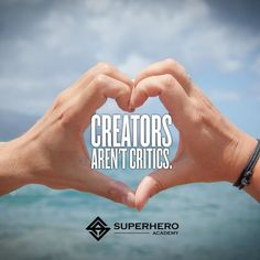 #truth  Be a creator not a critic...
