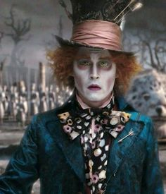 ~ The Mad Hatter