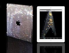 The Dazzling Swarovski iPad 2 from CrystalRoc