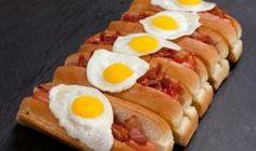 Big Breakfast Hot Dog