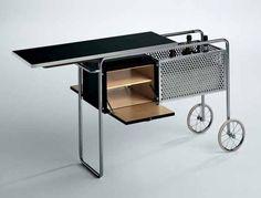 Bar Car designed by Alfred Roth
