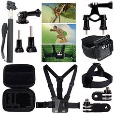 MCOCEAN 7 in 1 Accessories Kit for GoPro Hero 4/ 3+/ 3/ 2/ SJCAM and Xiaomi Yi Camera review - http://www.bestseller.ws/blog/camera-and-photo/mcocean-7-in-1-accessories-kit-for-gopro-hero-4-3-3-2-sjcam-and-xiaomi-yi-camera-review/
