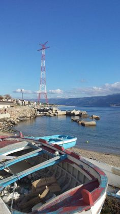 #Messina, Torre Faro.
