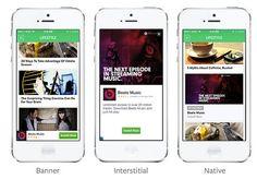 Vous pouvez maintenant monétiser vos applis grâce aux publicités Facebook