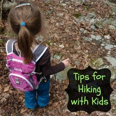 Tips for Hiking with Kids #ebayguides #hikingwithkids #hiking @ebay