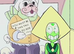 This precious smile though, Steven Universe, Peridot Steven Universe Theories, Peace And Love, My Love, Cartoon Network, Cute Art, Adventure Time, Nerdy, Peridots, Fan Art