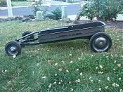 Custom radio flyer wagon pics and ideas? - Page 16 - THE H. Custom Radio Flyer Wagon, Radio Flyer Wagons, Kids Wagon, Toy Wagon, Go Kart Frame, Little Red Wagon, Drift Trike, Kids Ride On, Pedal Cars