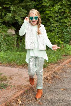 Pre Order ST Girls Winter Mist Heart Sunglasses (October) – Southern Tots
