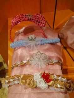 Fofuchas anna ro di Diademas hechas con cariño para princesas