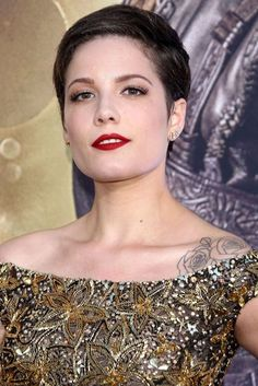 Pixie cut - celebrity pixie cuts & hairstyles, short hair trends   Glamour UK