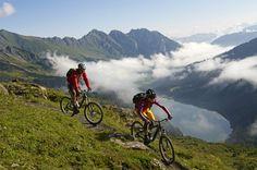 Noch mehr Radel-Spass im Berner Oberland - http://www.reisegezwitscher.de/reisetipps-footer/1306-gstaad