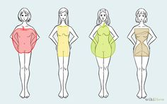 Dress for Your Body Type Step 1