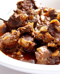 The Hungarian Beef Goulash