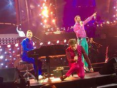 Take That Live Tour At The SSE Hydro Glasgow April 2015