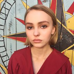 Lily-Rose and Jack Depp Lily Rose Melody Depp, Lys Rose, Pretty People, Beautiful People, Lily Depp, Punk, Looks Cool, Girl Crushes, Woman Crush