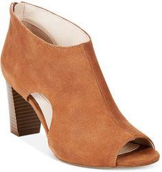 Alfani Women's Myelles Shooties Only At Macy's #peeptoe #sale #shoes #hot